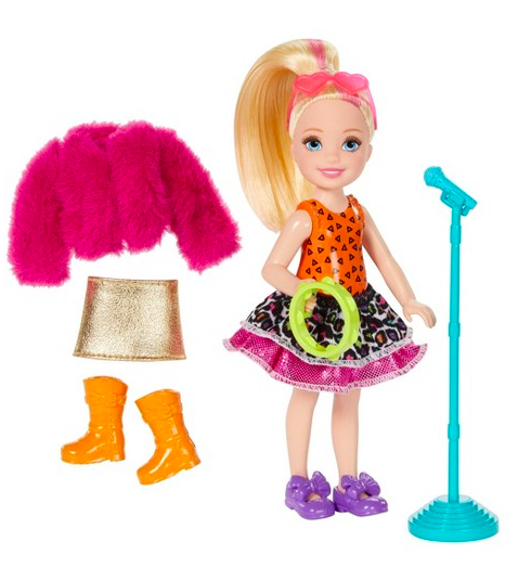 Barbie And The Rockers Chelsea Doll Giftset Locolow