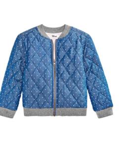 3723412d5 Quick View. Kids. Epic Threads Little Girls Follow Your Print Bomber Jacket