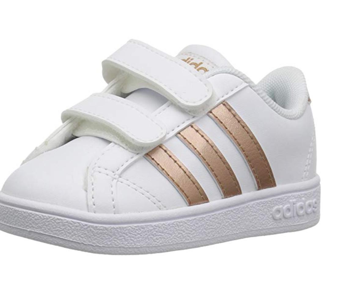 adidas Toddler Baseline Shoes