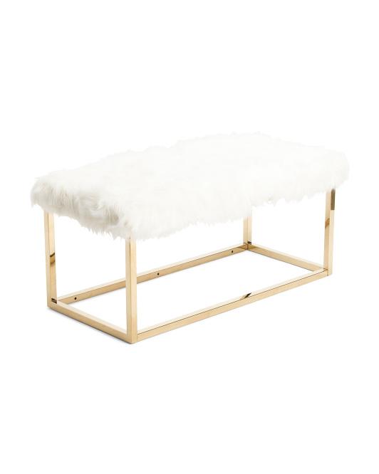 Cool Inspired Home Decor Monet Bench Evergreenethics Interior Chair Design Evergreenethicsorg